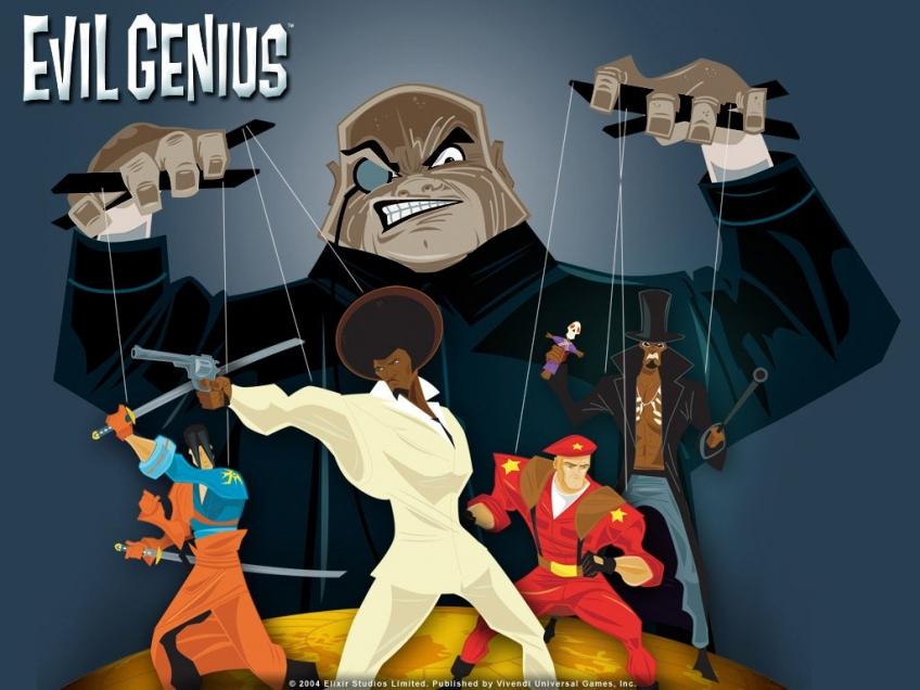 Rebellion работает над Evil Genius 2