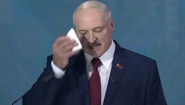 Акела промахнулся:  Григорий Игнатов о последней речи президента Лукашенко