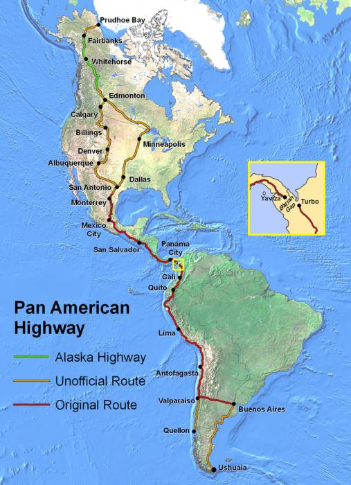 Самая длинная улица на Земле.