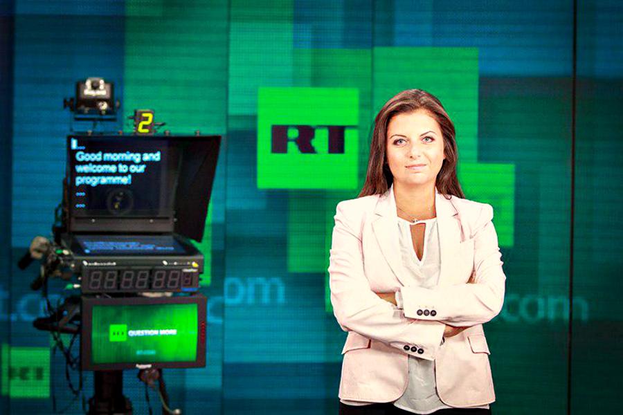 Русский ответ: глава RT Симо…