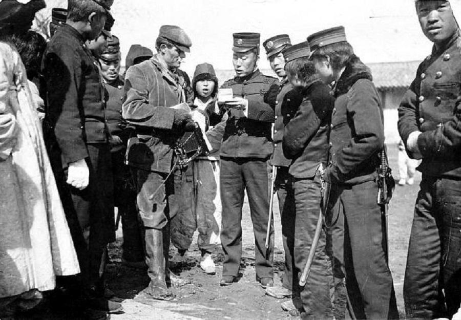 Джек Лондон на русско-японской войне