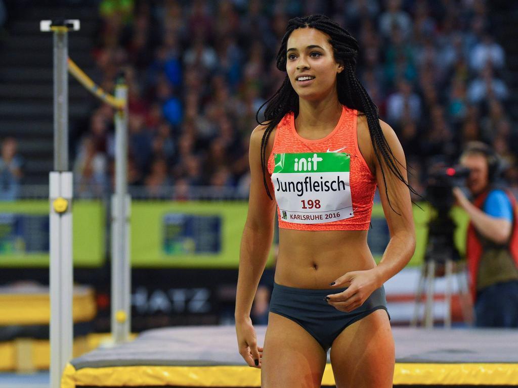 Мари-Лоуренс Юнгфляйш - самая красивая спортсменка Олимпиады в Рио