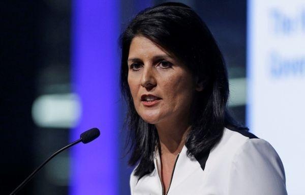 Кандидат впостпреды США при ООН Никки Хейли призвала недоверять России