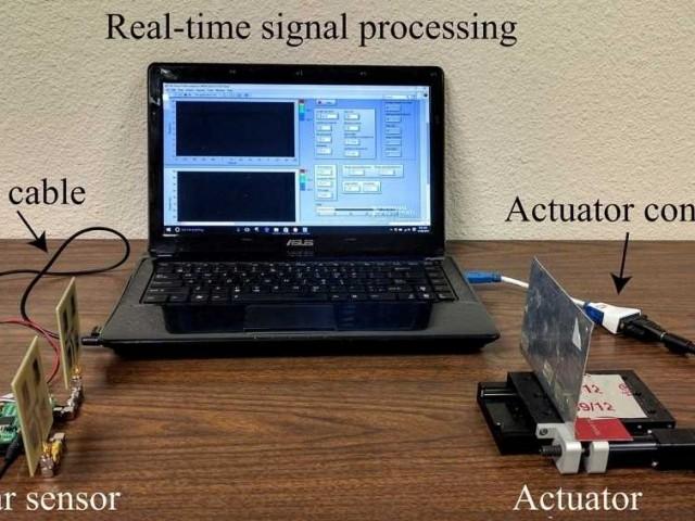 Новый биометрический сканер идентифицирует людей по сердцу