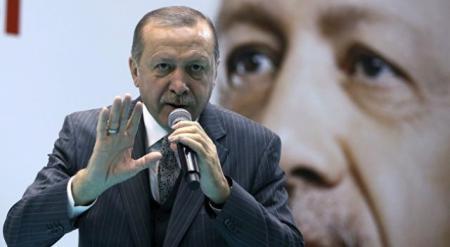 Эрдоган негодует против США