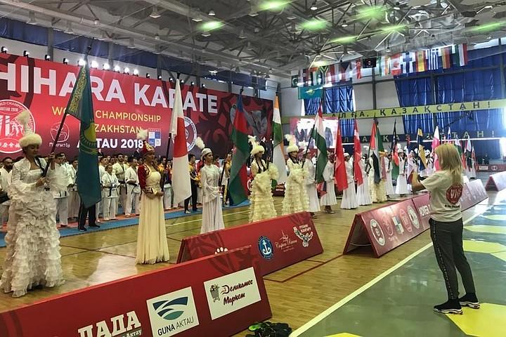 Не перевелись еще каратисты в России: Наша сборная вернула титул чемпиона мира по Ашихара-каратэ