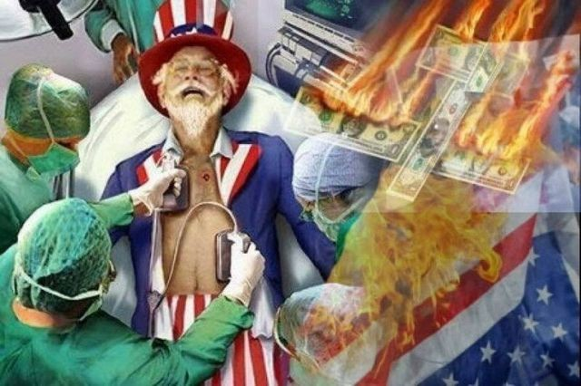 Александр Роджерс: Доклад IHS Markit — экономика США откатилась на 10 лет назад
