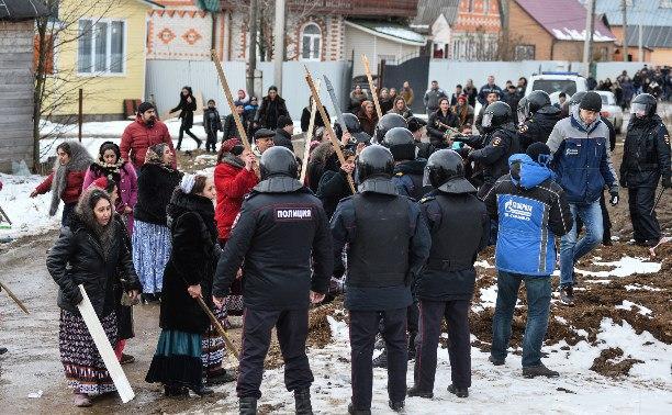 Жители Одессы устроили массо…