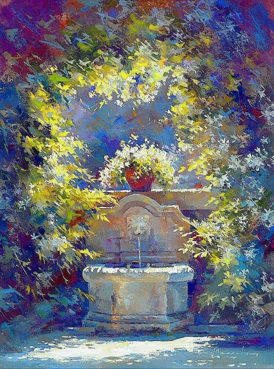 художник Йохан Мессели (Johan Messely) картины – 32