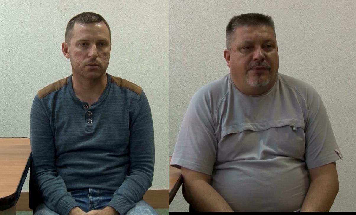 Украинские диверсанты на допросе в ФСБ признали, что являются кадровыми офицерами ГУР Украины