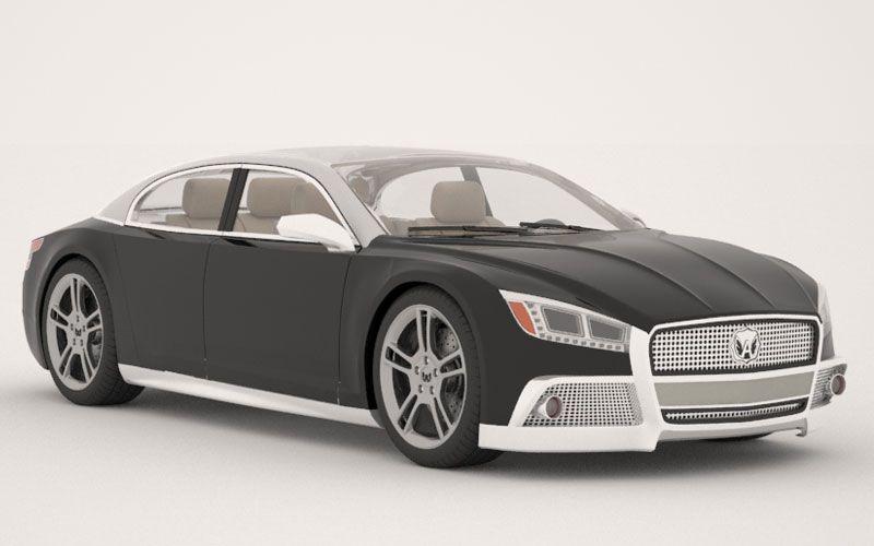 «АвтоВАЗ» хочет создать «Волгу» будущего