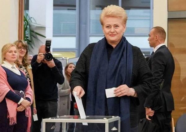 Референдум о воссоединении Прибалтики с Россией. Первые итоги