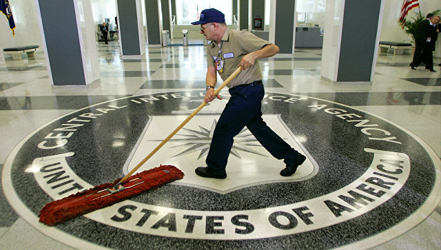 Штаб-квартира ЦРУ. Архивное фото