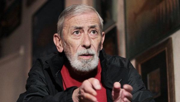 Вахтанг Кикабидзе: Если бы был молодым, я бы тоже сейчас был в АТО