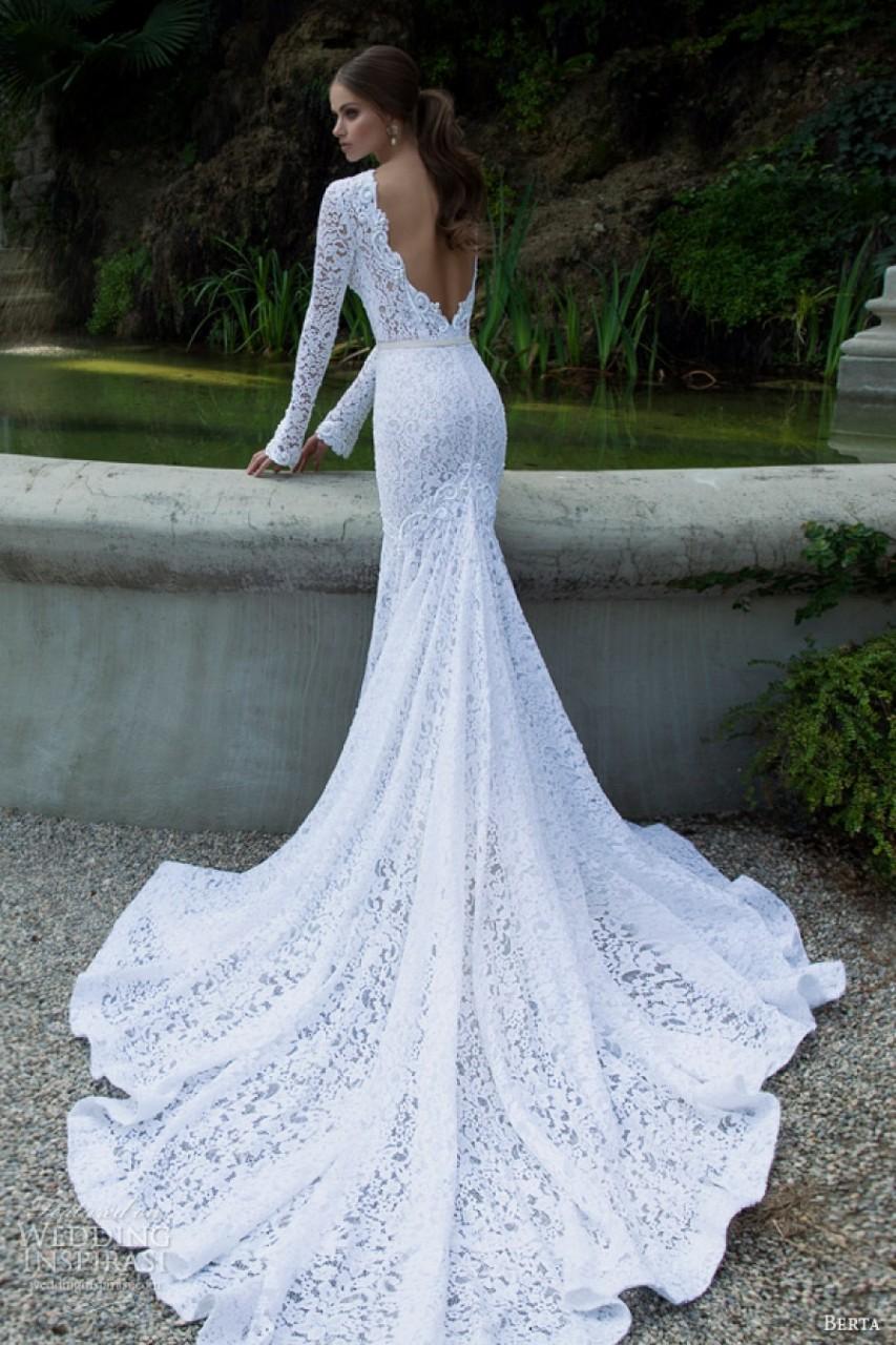 Коллекция свадебных платьев от Berta Bridal 2014
