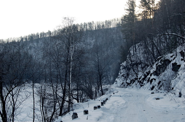 Южный Урал. Река Улуир.