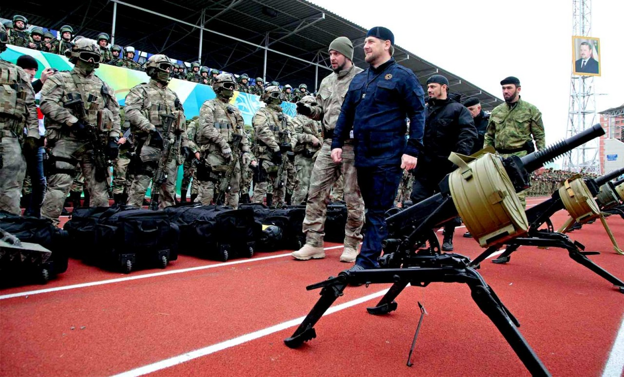 Чеченский спецназ будут гото…