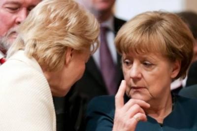 Серьезный удар по Меркель: из партии канцлера бегут многолетние соратники