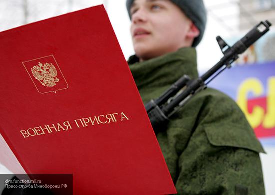Владимир Путин подписал указ о весеннем призыве в ряды армии России
