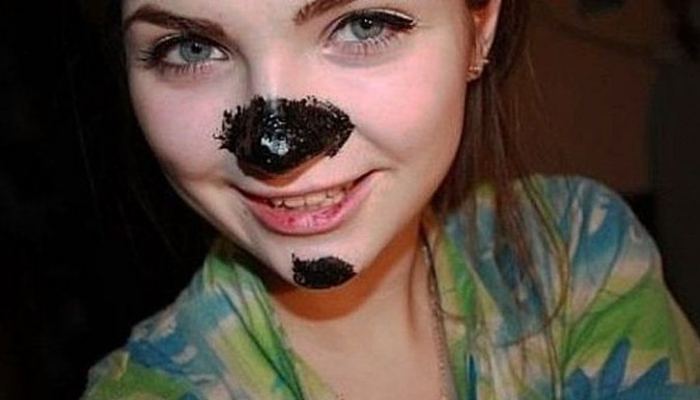 Супер маска для чистки пор