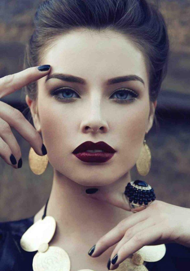 Как правильно красить брови тенями? — Пошаговое фото, инструкции