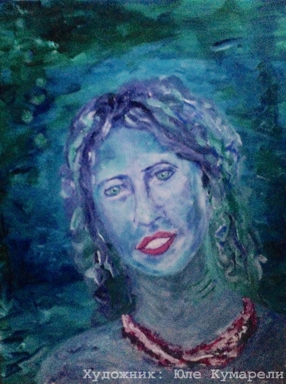 Страшнее, чем в жизни: питерская художница нарисовала Собчак