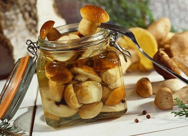 Секреты маринования грибов на зиму