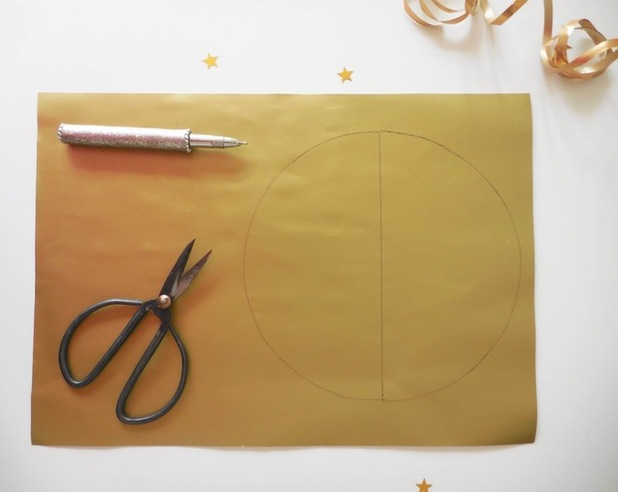 Craft: Как сделать украшение ячеистой бумаги - шаг за шагом
