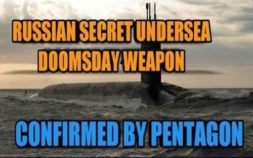 Истерия в США:  Американцы боятся секретного русского оружия.