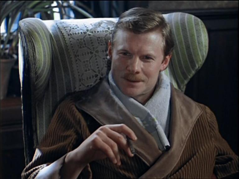 Русский актер с «шотландским» лицом