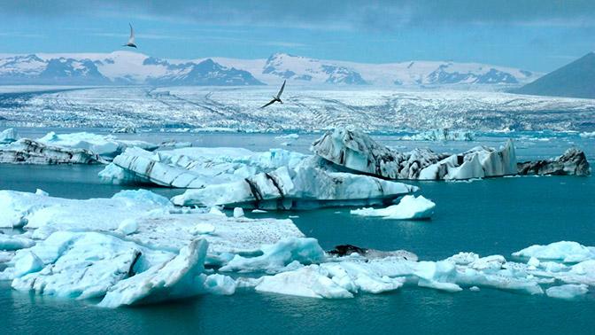 Россия создаст в Антарктиде центр приема космической информации