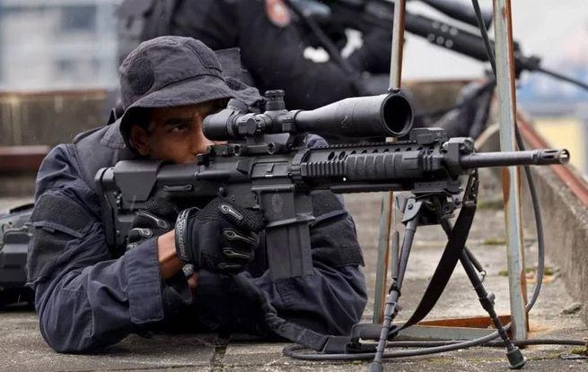 Появились снайперы: значит в…
