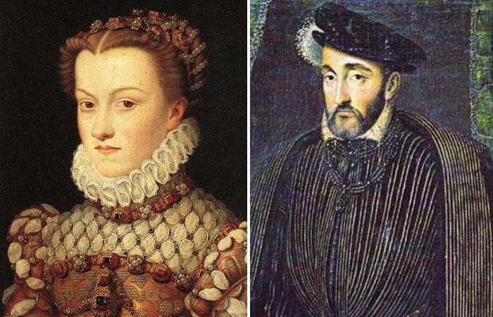 Диана де Пуатье и Генрих II: монарший адюльтер длиною в жизнь