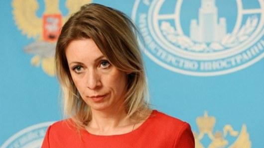 Захарова о фокусе с изгнанием Савченко из ПАСЕ