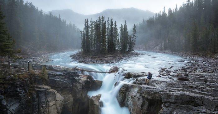 Подборка завораживающих горных пейзажей со всего мира от двух путешествующих фотографов