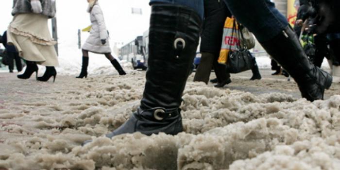 Как уберечь обувь от соли: п…