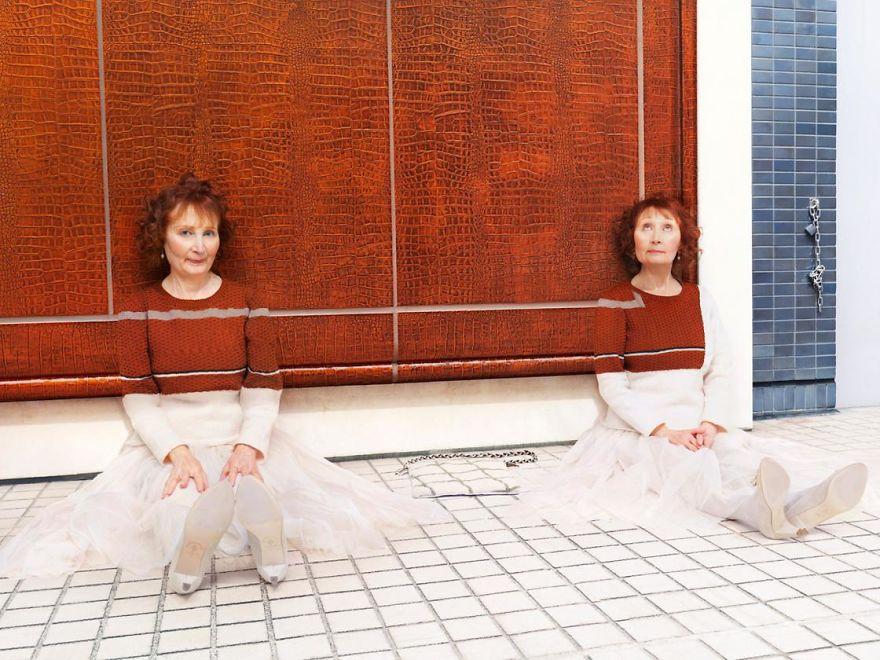 «Мечта интроверта»: дизайнер создал коллекцию одежды, помогающей слиться с окружающим миром