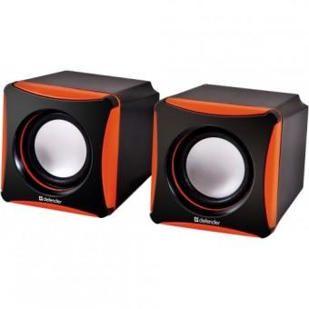 Компактный звук для ноутбука - колонки Defender SPK-480 и SPK-490