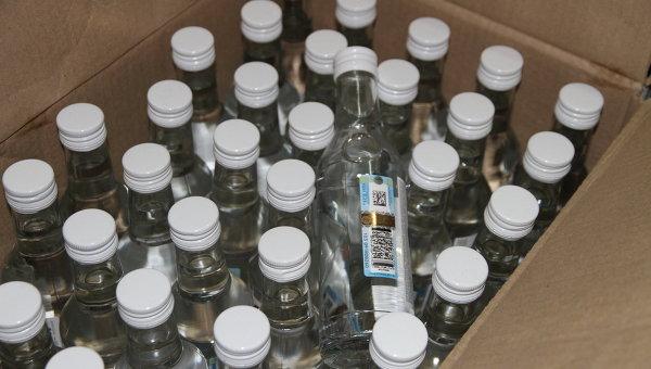 В подмосковном оздоровительном лагере обнаружили незаконное производство водки