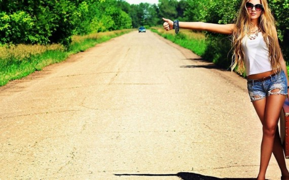 Правила для путешествующих автостопом
