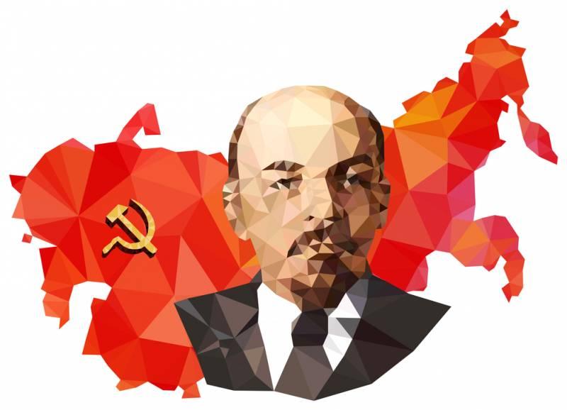 Большевики спасли Россию от гибели.