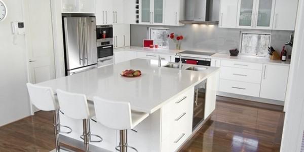 Белые кухни-4