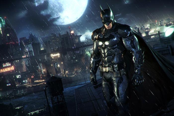 Бэтмен пообещал защитить английских детей отжутких клоунов