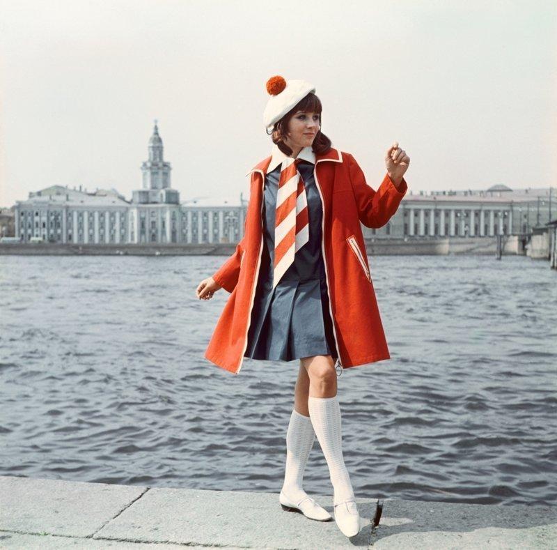 Ленинград. Модницы 60-х – 70-х