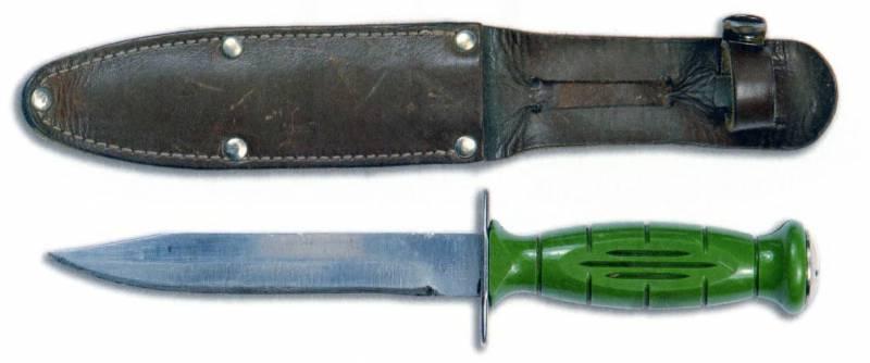 Нож разведчика НР-43 «Вишня»: историческая загадка