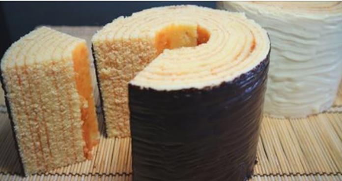 Чудо-дерево, король кексов: все это очень вкусный немецкий шоколадный пирог. Нежное кексовое тесто с легкой и ароматной прослойкой джема