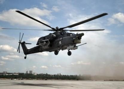 «Болван» с пропеллером: на боевые вертолеты подвесят фугасы