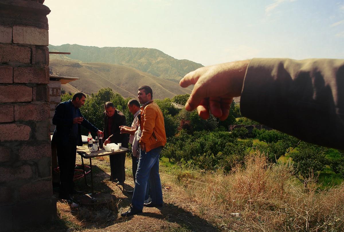 Areni30 Фестиваль вина в армянском Арени