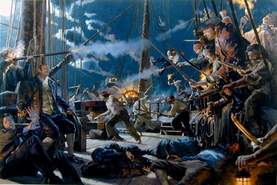 О пользе пиратства