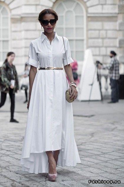 Горячий тренд лета- 2016 -- платье-рубашка.На любой вкус и без возрастных ограничений!